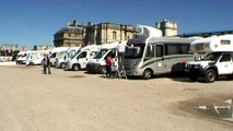Paris Pékin Istanbul 2014 en camping-car départ depuis le Château de Vincennes 100 jours de voyage