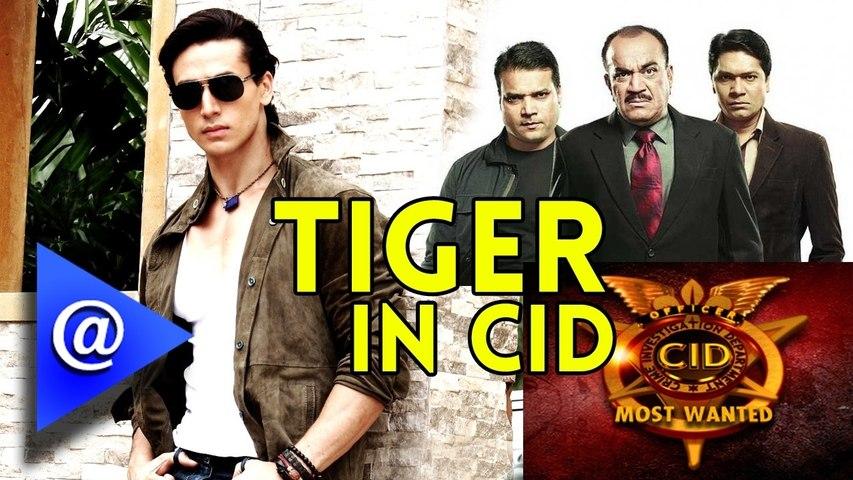 Tiger Shroff to shoot for CID.