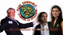 Alain Soral - Rire ensemble contre le racisme ( UEJF et SOS Racisme )