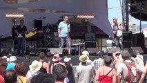 Mojo Hand sur la scène bleue : FIMU 2014