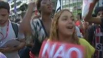 """Brésil : """"L'héritage de la Coupe du monde sera négatif pour notre pays"""""""