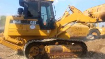 CAT 259D Track loader vs Bobcat T630 Track Loader, Review - video