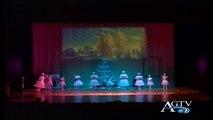 saggio di danza della scuola di ballo tersicorea al teatro pirandello news agtv