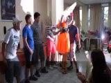 Noivo Da Show! Cha Bar Animação Drag Queen Anny B. Para Festa Robocop Gay (011) 99268-3560
