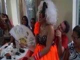 Noiva Incrivel Cha Bar Drag Queen Anny B. Animação Momento Final Emoção Homenagem de Padrinhos  (011) 2269-1177