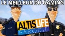 Enquête Exclusive : les flics de Altis Life (parodie)