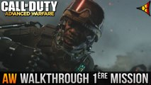 """Call of Duty: Advanced Warfare // Walkthrough 1st mission of the Campaign Solo - """"Induction"""" Official Gameplay Video"""