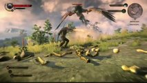 The Witcher 3 : Wild Hunt - Bande-annonce de gameplay E3
