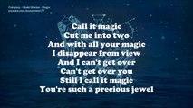 Coldplay - Magic | Ghost Stories (Lyrics / Paroles)