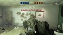 Tom Clancy's Rainbow Six : Siege (PS4) - Gameplay E3 2014