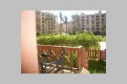 Furnished apartment with private garden for rent at 5th Phase Rehab City