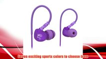 Best buy MEElectronics Sport-Fi M6 Noise-Isolating In-Ear Headphones with Memory Wire (Purple),