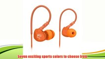 Best buy MEElectronics Sport-Fi M6 Noise-Isolating In-Ear Headphones with Memory Wire (Orange),