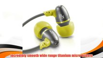 Best buy JLab JBuds J5 Metal Earbuds Style Headphones (Sport Yellow / Gray),