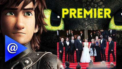 How to Train your Dragon 2 - Premier