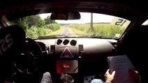 ES6 rallye du Lochois 2014 Nissan 350Z Ticot Brisset
