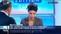 Politique Première: UMP: Premier bureau politique de l'après-Copé dans l'ombre de Nicolas Sarkozy – 10/06
