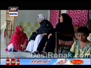 Quddusi Sahab Ki Bewah - Episode 153 - June 11, 2014 - Part 1