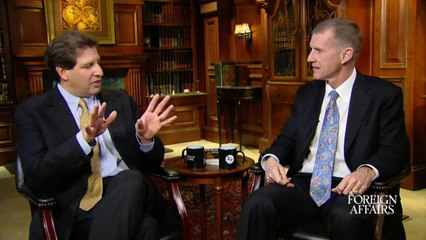 Stanley McChrystal on U.S. Military Strategy