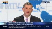 L'Édito éco de Nicolas Doze: La grève contre la réforme ferroviaire est un lobbying façon CGT – 10/06