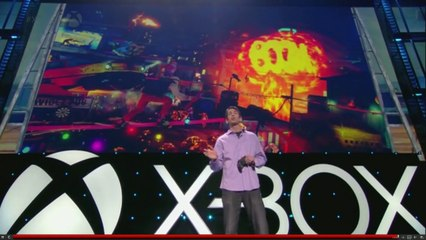 E3 2014 - Conférence Microsoft
