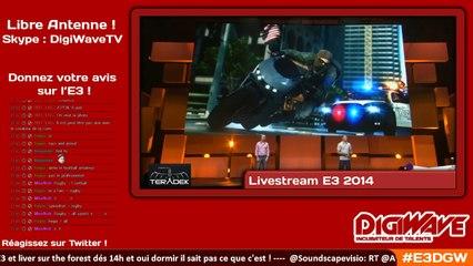 E3 2014 - Conférence EA