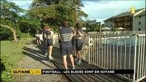 France-Brésil : les Bleues sont en Guyane !