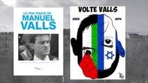 Alain Soral - Le vrai visage de Manuel Valls