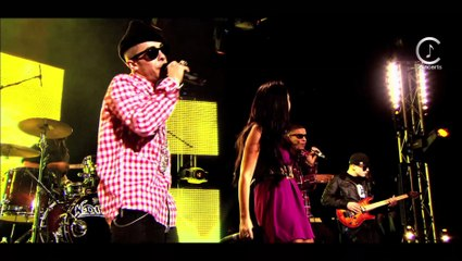iConcerts - N-Dubz - Playing With Fire (live)