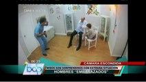 VIDEO: Cómo reaccionan los niños al convencerse que los hombres se embarazan