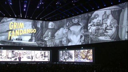 Annonce E3 2014 de Grim Fandango Remastered