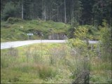 Tour de vélo en Haute Montagne. Sommet et vallée étape après étape
