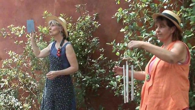 Le Jardin des poètes - Spectacle autour du thème du jardin avec chansons et poèmes