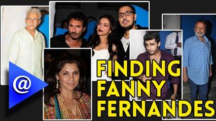 Deepika Padukone's Finding Fanny Fernandes to premiere in Toronto.