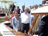 Inauguration du Parc naturel marin d'Arcachon - 08 juin 2014