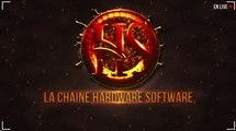 #HardwareSoftwareLive