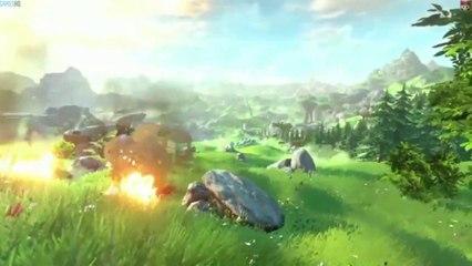 Trailer E3 2014 de The Legend of Zelda : Breath of the Wild