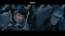 "Apes Come To Life in ""Dawn of the Planet of the Apes"""