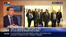 Direct de Gauche: Le bureau politique n'a pas réglé les problèmes de l'UMP qui sont extrêmement profonds - 10/06
