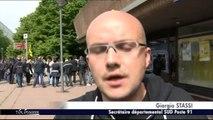 Épinay-sur-Orge : 16e jour de grève pour les postiers (Evry)