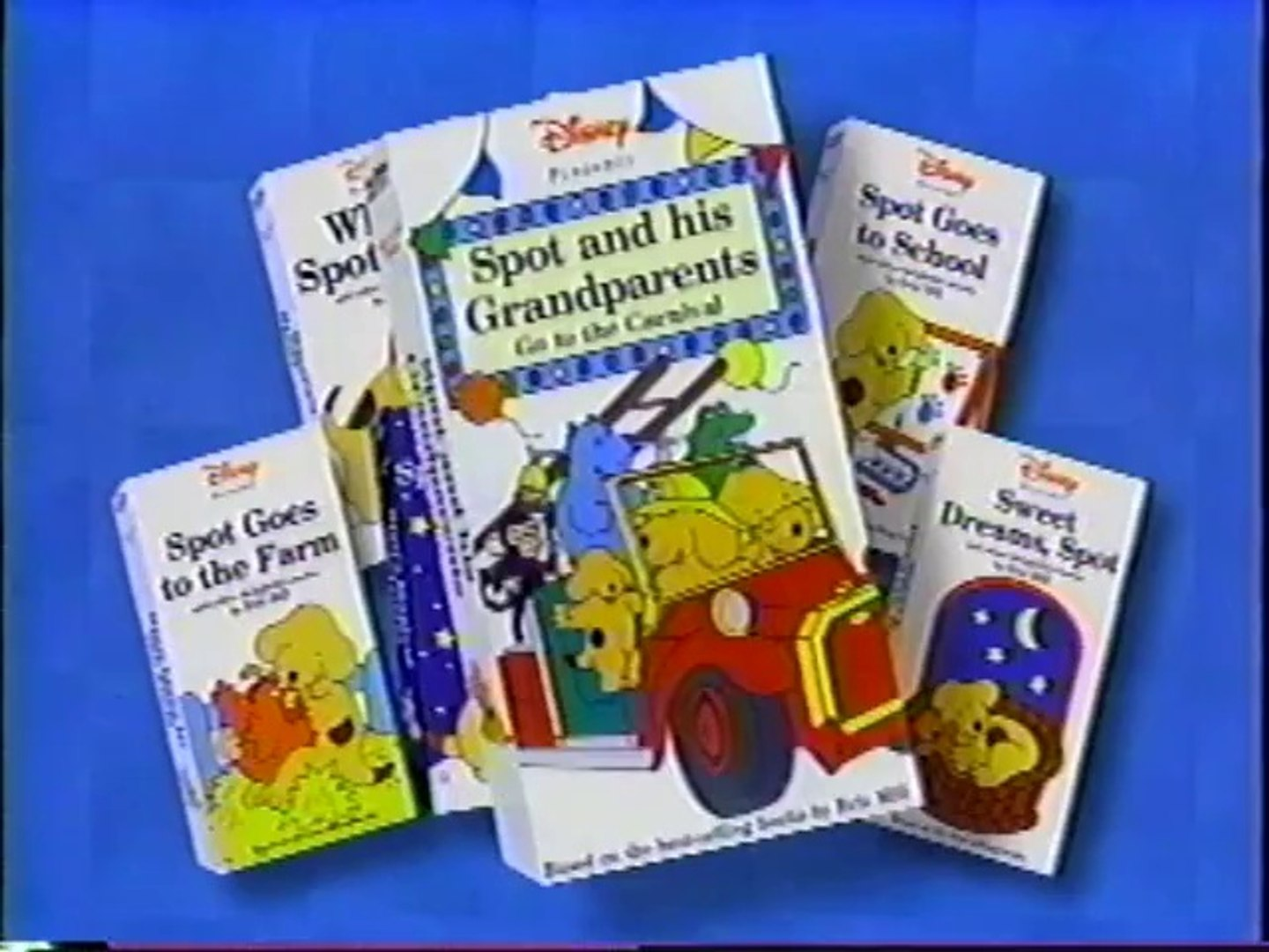 Spot The Dog Vhs Promo Video Dailymotion