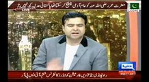 Money works in Pakistani courts- Kamran Shahid criticize our Justice System & courts on banning of Mubashir Luqman TV show.