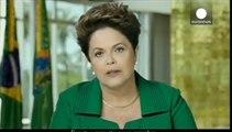 Brasile. Alla vigilia dei Mondiali Rousseff difende l'organizzazione