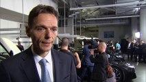 First Delivery to Customers of the BMW i8 - Roland Krüger, President BMW Group Region Deutschland