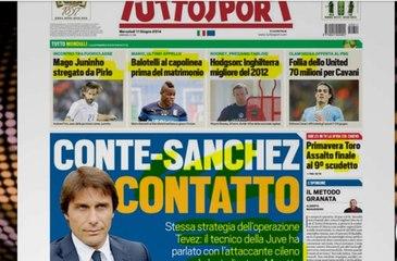CALCIOINFO - Rassegna stampa 11-06-2014