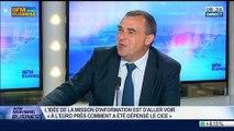 Olivier Carré préside une mission d'information sur le CICE, Olivier Carré, dans GMB - 11/06