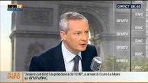 Bourdin Direct : Bruno Le Maire - 11/06