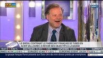 Philippe Béchade VS Anne-Laure Frischlander: CAC 40: vers une consolidation des marchés ou justse une petite baisse technique?, dans Intégrale Placements – 11/06 1/2
