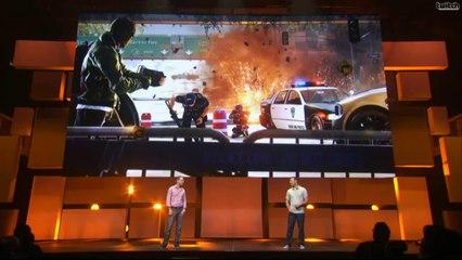 E3 2014 32 player Gameplay Demo de Battlefield : Hardline