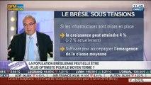 A J-1 du Mondial, est-il intéressant d'investir au Brésil?: Philippe Douillet, dans Intégrale Placements – 11/06